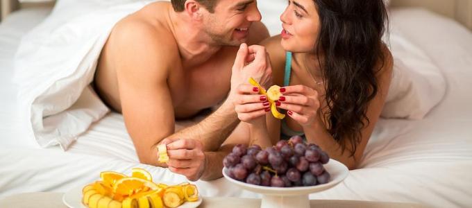 продукты для повышения сексуального влечения