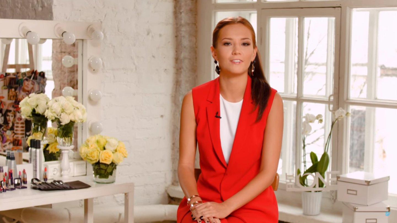 Визажист и бьюти блогер Виктория Моисеева