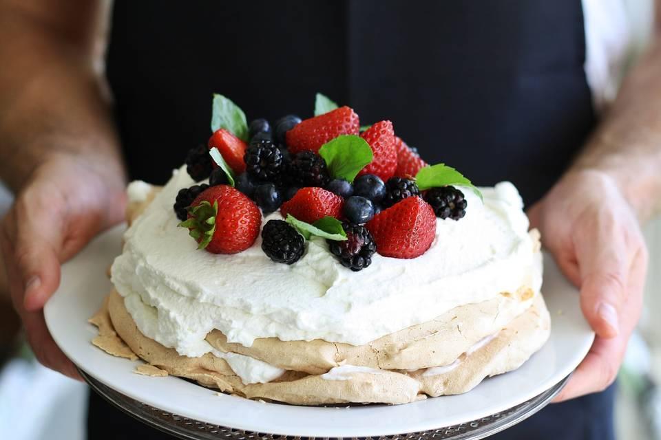 торт павловой рецепт