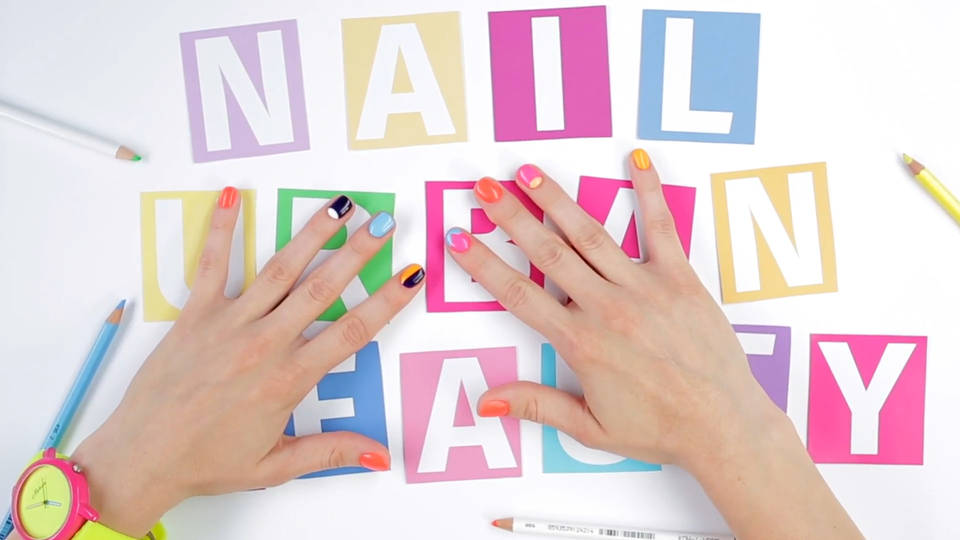 Лаки для ногтей NUB: Nail Urban Beauty