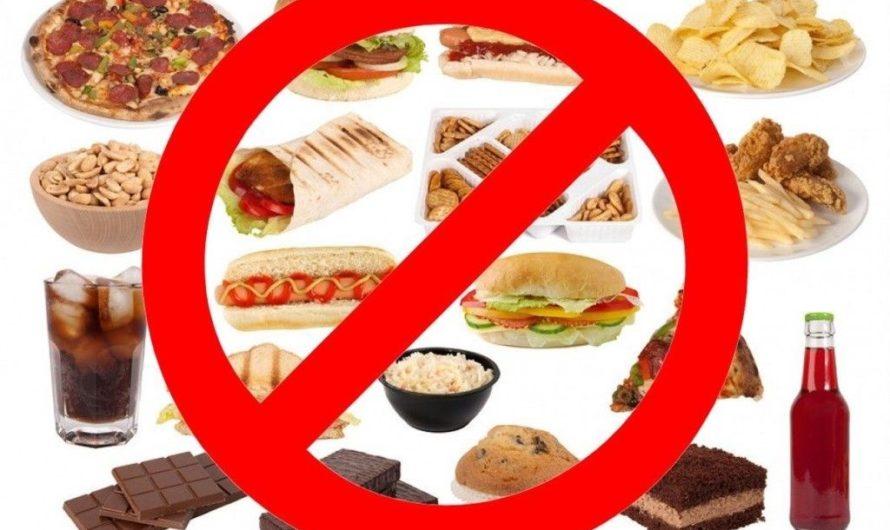 Пищевые ограничения могут привести к хронической депрессии